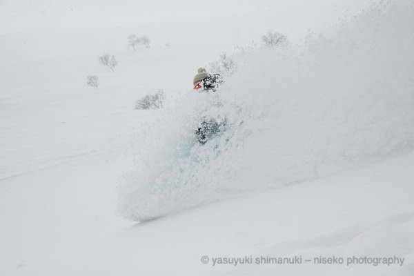 POWDER IN MARCH-unexpected some fresh powder
