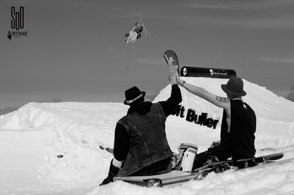 Photo: Ben Hansen Skier: Watkin McLennan