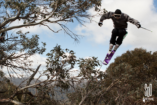 Photo: Joey Corcoran Skier: Bryce Lewis
