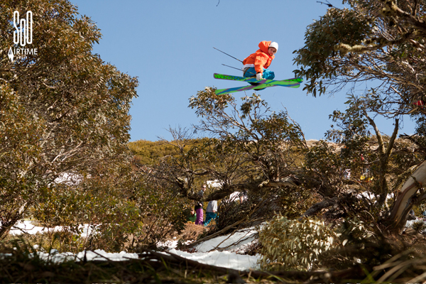 Photo: Joey Corcoran Skier: Nick Breheny