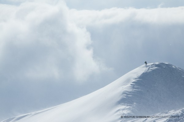 MT.ANNUPURI PEAK GATE OPENING -powder snow wonder world in Niseko